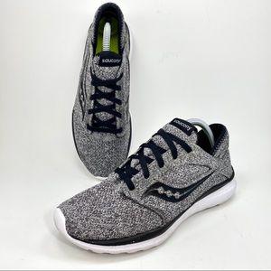 Saucony Kineta Relay Heather Athletic Running Shoe